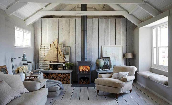 Дизайн комнаты в скандинавском стиле