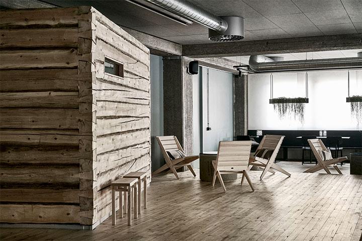 Оформление помещения в скандинавском стиле