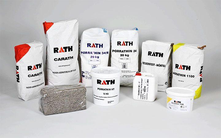 Продукция компании «RATH»