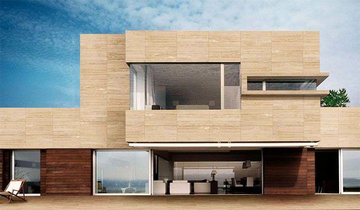 Частный дом в стиле хай-тек