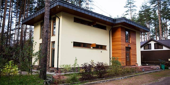 Райтовский дом